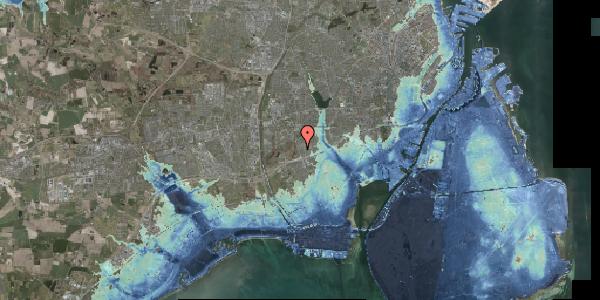 Stomflod og havvand på Agermosen 45, 2650 Hvidovre