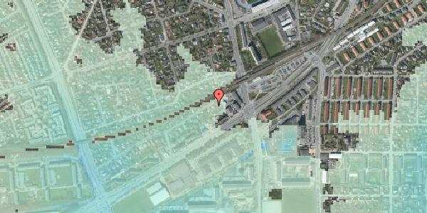 Stomflod og havvand på Ajax Alle 5, 2650 Hvidovre