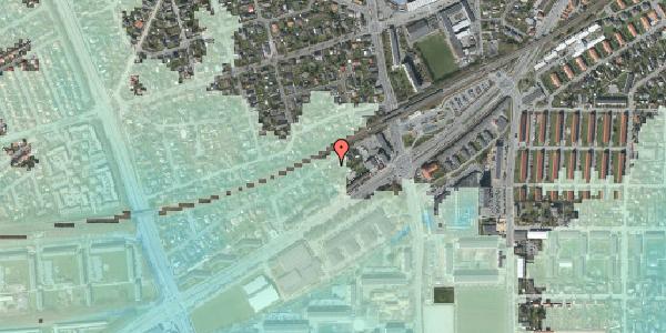 Stomflod og havvand på Ajax Alle 9, 2650 Hvidovre