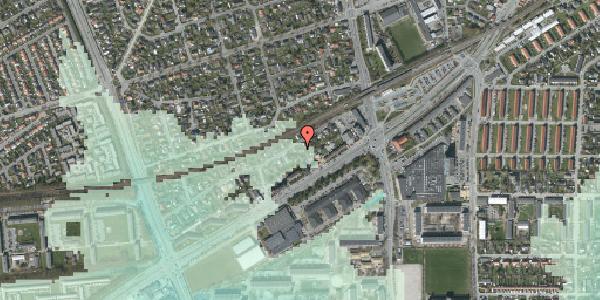 Stomflod og havvand på Ajax Alle 13, 2650 Hvidovre