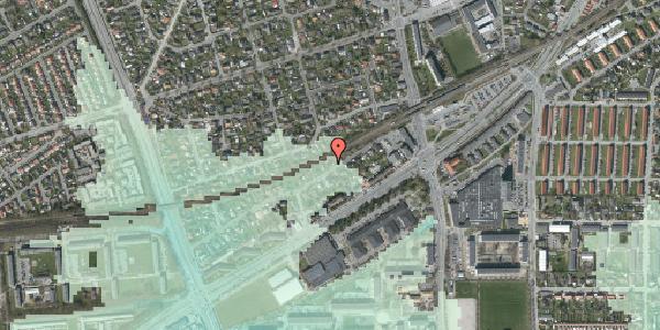 Stomflod og havvand på Ajax Alle 16, 2650 Hvidovre
