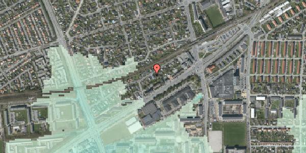 Stomflod og havvand på Ajax Alle 17, 2650 Hvidovre
