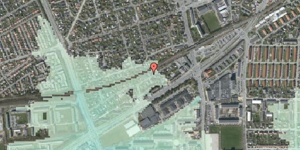 Stomflod og havvand på Ajax Alle 18, 2650 Hvidovre