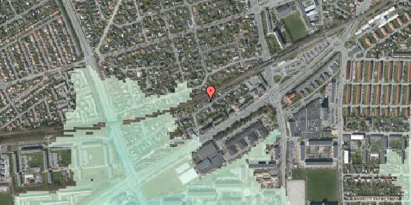 Stomflod og havvand på Ajax Alle 20, 2650 Hvidovre