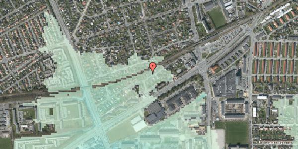 Stomflod og havvand på Ajax Alle 22, 2650 Hvidovre