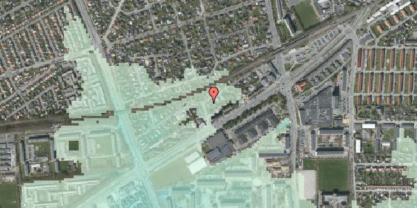 Stomflod og havvand på Ajax Alle 23, 2650 Hvidovre