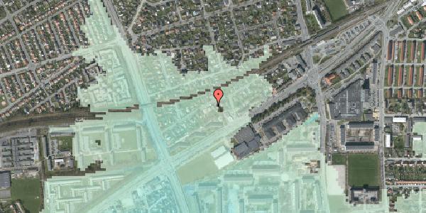 Stomflod og havvand på Ajax Alle 31, 2650 Hvidovre