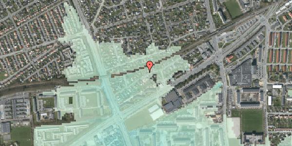 Stomflod og havvand på Ajax Alle 32, 2650 Hvidovre