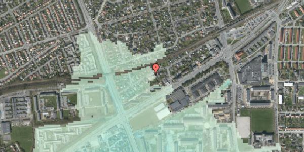 Stomflod og havvand på Ajax Alle 33, 2650 Hvidovre