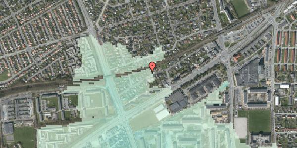 Stomflod og havvand på Ajax Alle 34, 2650 Hvidovre