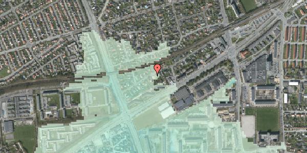 Stomflod og havvand på Ajax Alle 35, 2650 Hvidovre