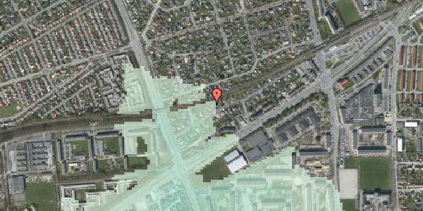 Stomflod og havvand på Ajax Alle 36, 2650 Hvidovre