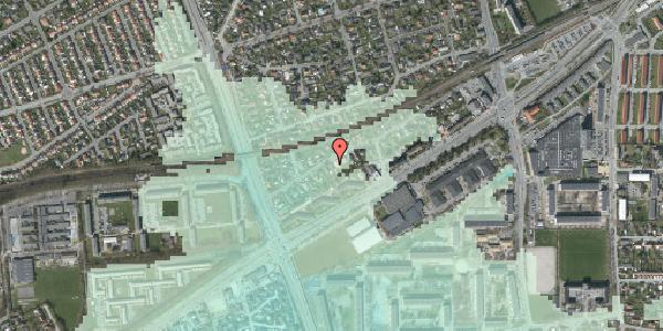 Stomflod og havvand på Ajax Alle 37, 2650 Hvidovre