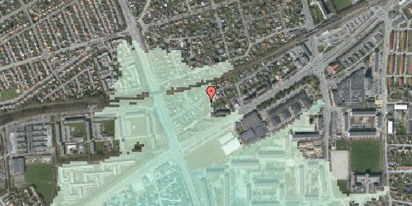 Stomflod og havvand på Ajax Alle 39, 2650 Hvidovre