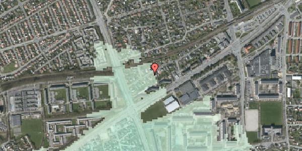 Stomflod og havvand på Ajax Alle 41, 2650 Hvidovre