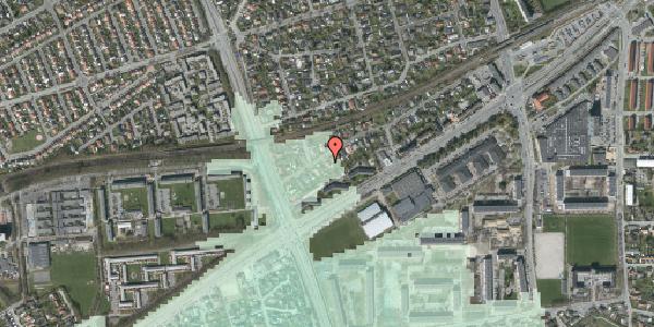 Stomflod og havvand på Ajax Alle 43, 2650 Hvidovre