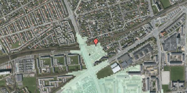 Stomflod og havvand på Ajax Alle 48, 2650 Hvidovre