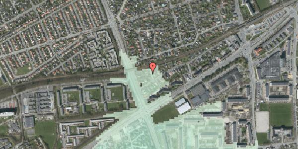 Stomflod og havvand på Ajax Alle 50, 2650 Hvidovre