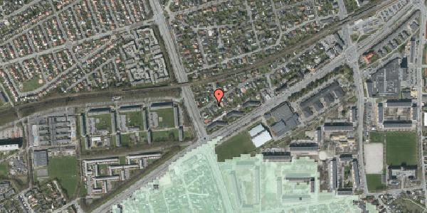 Stomflod og havvand på Ajax Alle 51, 2650 Hvidovre