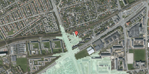 Stomflod og havvand på Ajax Alle 52, 2650 Hvidovre
