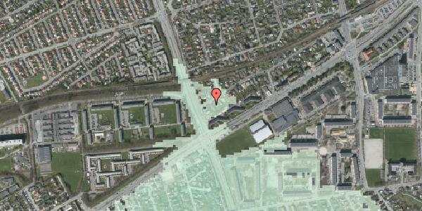 Stomflod og havvand på Ajax Alle 53, 2650 Hvidovre