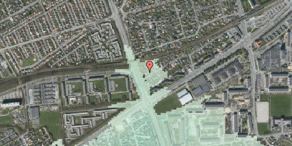 Stomflod og havvand på Ajax Alle 56, 2650 Hvidovre