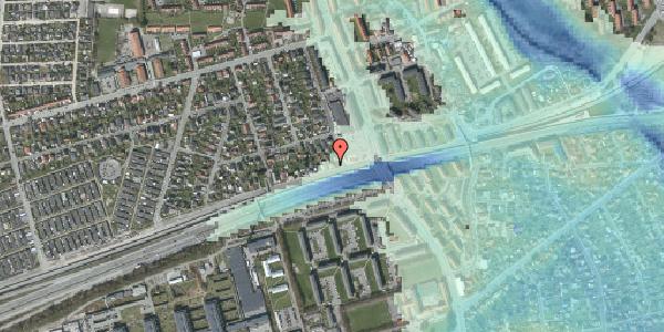 Stomflod og havvand på Allingvej 8, 2650 Hvidovre