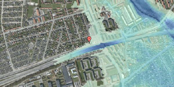 Stomflod og havvand på Allingvej 10, 2650 Hvidovre