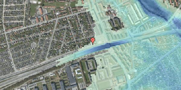 Stomflod og havvand på Allingvej 12, 2650 Hvidovre