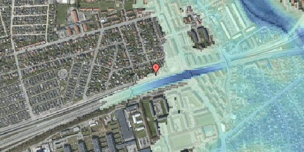 Stomflod og havvand på Allingvej 16, 2650 Hvidovre