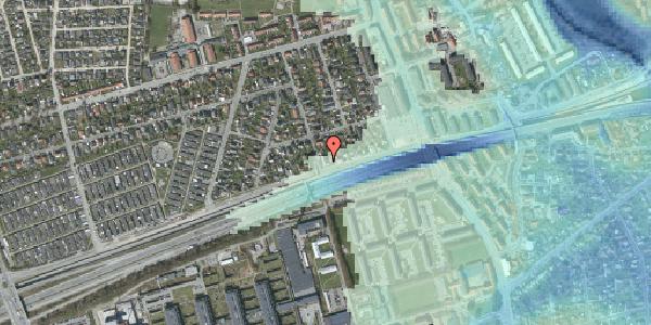 Stomflod og havvand på Allingvej 24, 2650 Hvidovre