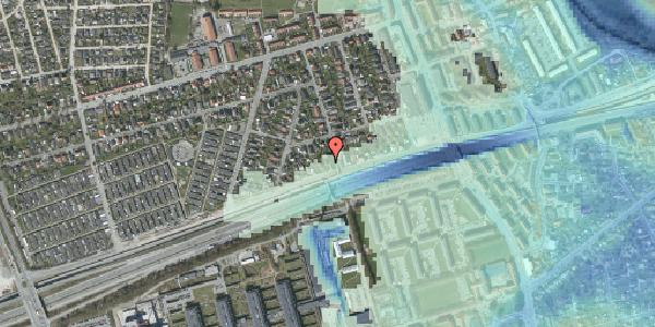 Stomflod og havvand på Allingvej 28, 2650 Hvidovre