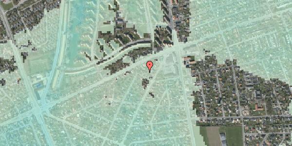 Stomflod og havvand på Antvorskovvej 12, 2650 Hvidovre