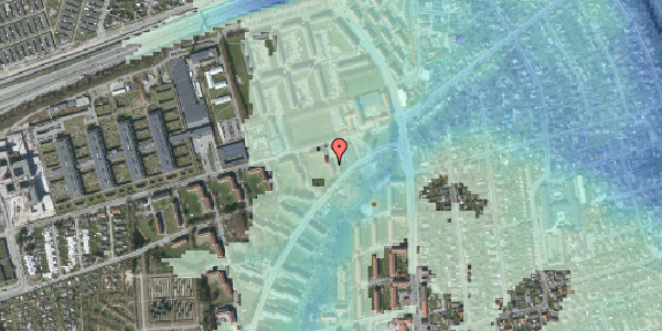 Stomflod og havvand på Arnold Nielsens Boulevard 6, 3. th, 2650 Hvidovre