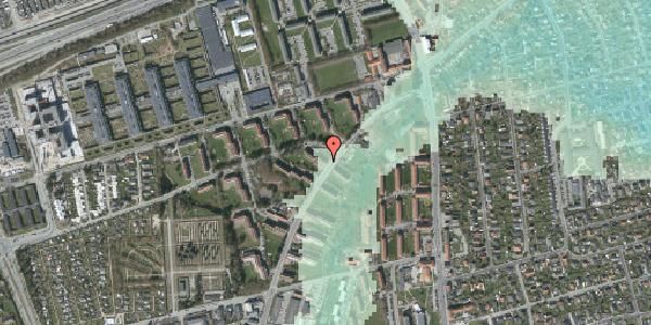 Stomflod og havvand på Arnold Nielsens Boulevard 12, 1. tv, 2650 Hvidovre