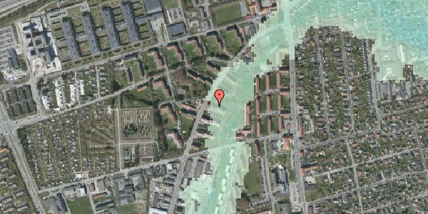 Stomflod og havvand på Arnold Nielsens Boulevard 15, st. th, 2650 Hvidovre