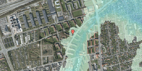 Stomflod og havvand på Arnold Nielsens Boulevard 18, 1. th, 2650 Hvidovre