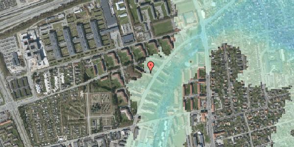 Stomflod og havvand på Arnold Nielsens Boulevard 20, 2. tv, 2650 Hvidovre