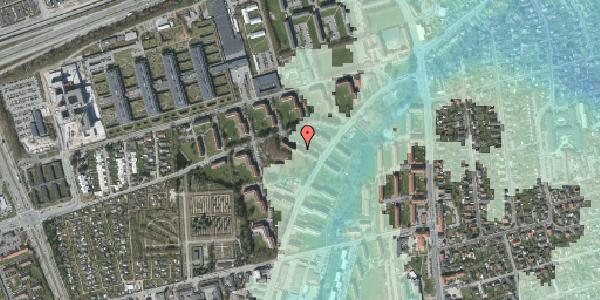 Stomflod og havvand på Arnold Nielsens Boulevard 22, st. tv, 2650 Hvidovre