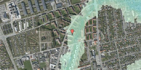 Stomflod og havvand på Arnold Nielsens Boulevard 27, st. tv, 2650 Hvidovre