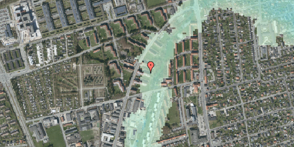 Stomflod og havvand på Arnold Nielsens Boulevard 29, 1. th, 2650 Hvidovre