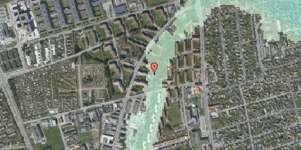 Stomflod og havvand på Arnold Nielsens Boulevard 31, st. th, 2650 Hvidovre