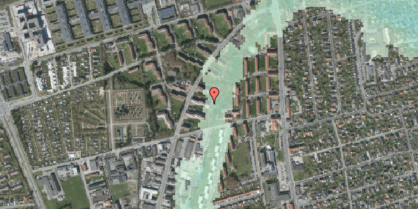 Stomflod og havvand på Arnold Nielsens Boulevard 31, 1. th, 2650 Hvidovre