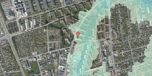 Stomflod og havvand på Arnold Nielsens Boulevard 33, 1. tv, 2650 Hvidovre