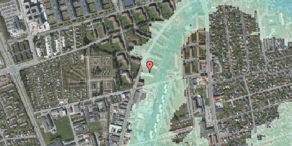 Stomflod og havvand på Arnold Nielsens Boulevard 35, st. tv, 2650 Hvidovre