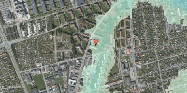 Stomflod og havvand på Arnold Nielsens Boulevard 37, 1. tv, 2650 Hvidovre