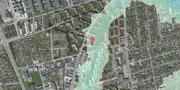 Stomflod og havvand på Arnold Nielsens Boulevard 39, st. th, 2650 Hvidovre