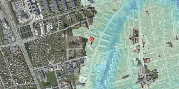 Stomflod og havvand på Arnold Nielsens Boulevard 44, st. th, 2650 Hvidovre
