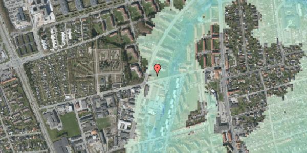 Stomflod og havvand på Arnold Nielsens Boulevard 45, 3. tv, 2650 Hvidovre