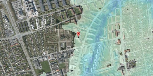 Stomflod og havvand på Arnold Nielsens Boulevard 46, 3. th, 2650 Hvidovre